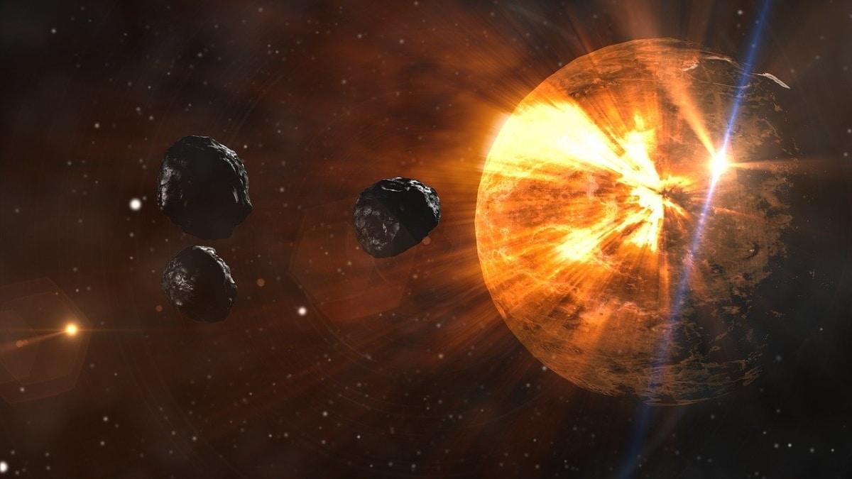 Un meteorito pudo acabar con la vida de los dinosaurios