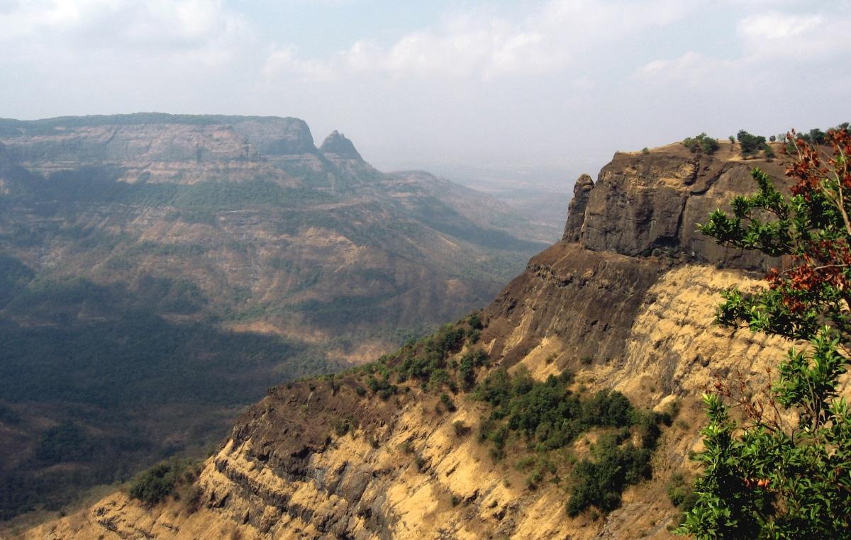 Los traps de decán fue una de las zonas de actividad volcánica cercanas a la gran extinción masiva de finales del cretáceo