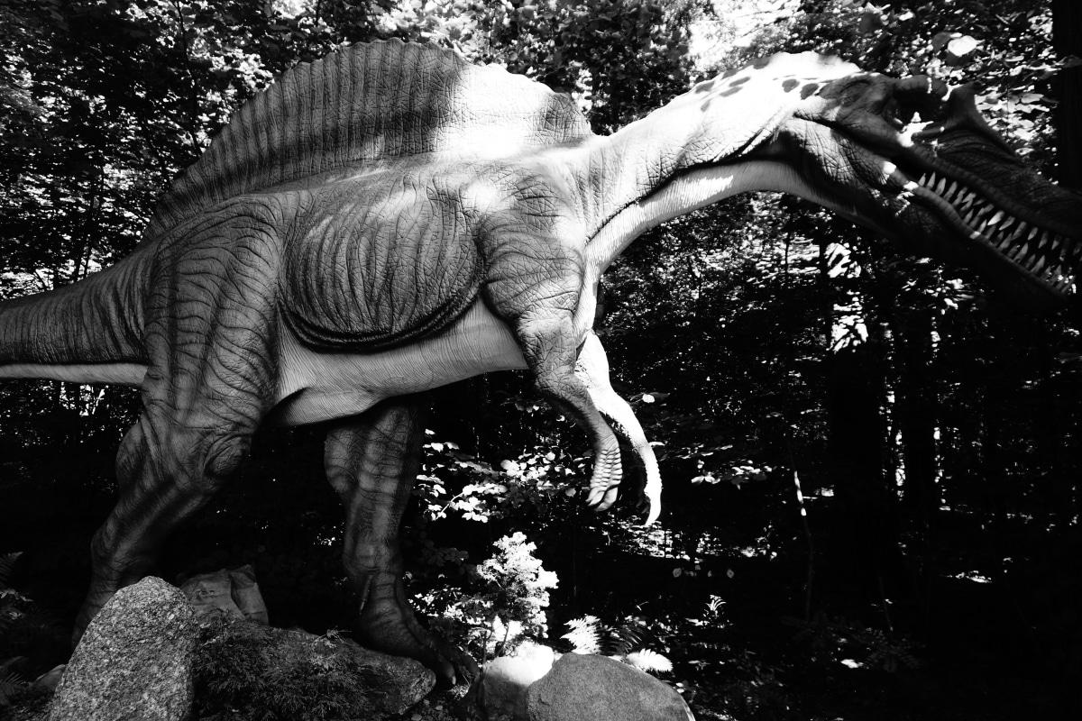 El spinosaurus llegó a medir hasta 18 metros de longitud