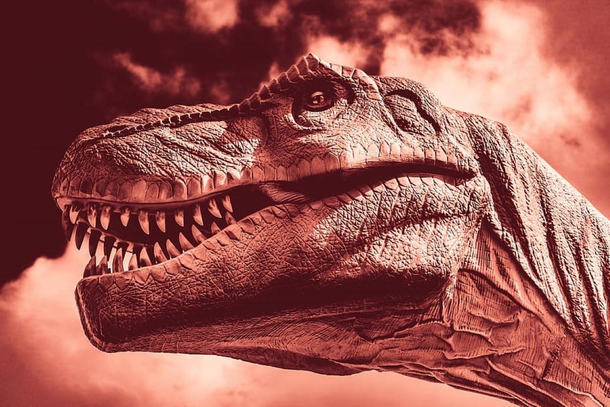 El tiranosaurus rex era capaz de matar a sus víctimas con una sola mordida