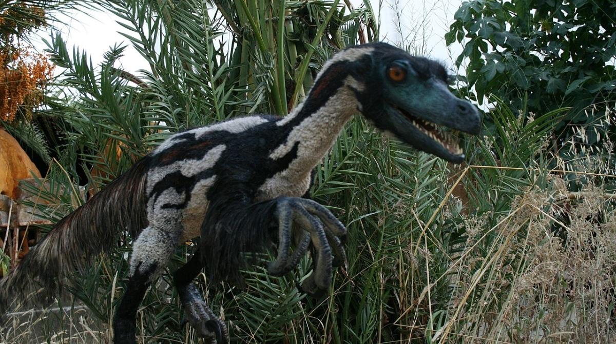 El velociraptor era el dinosaurio más inteligente de todos