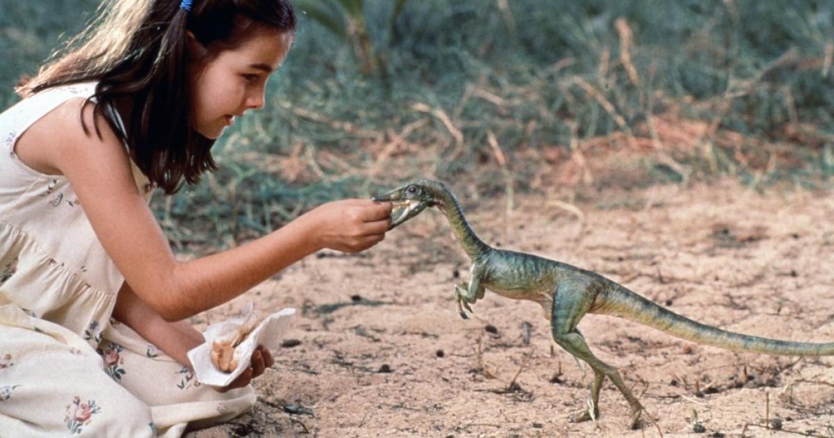 El compsognathus se alimentaba de pequeñas presas, también de insectos