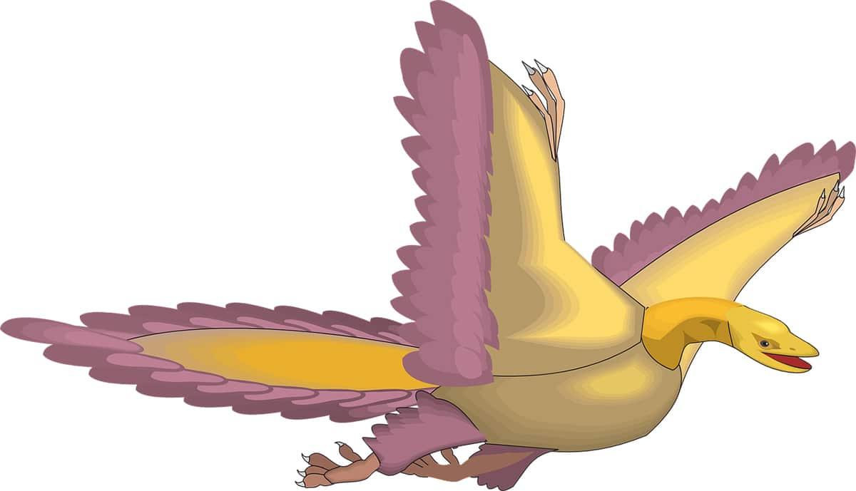 El Arqueópterix tenía mucho en común con las aves modernas