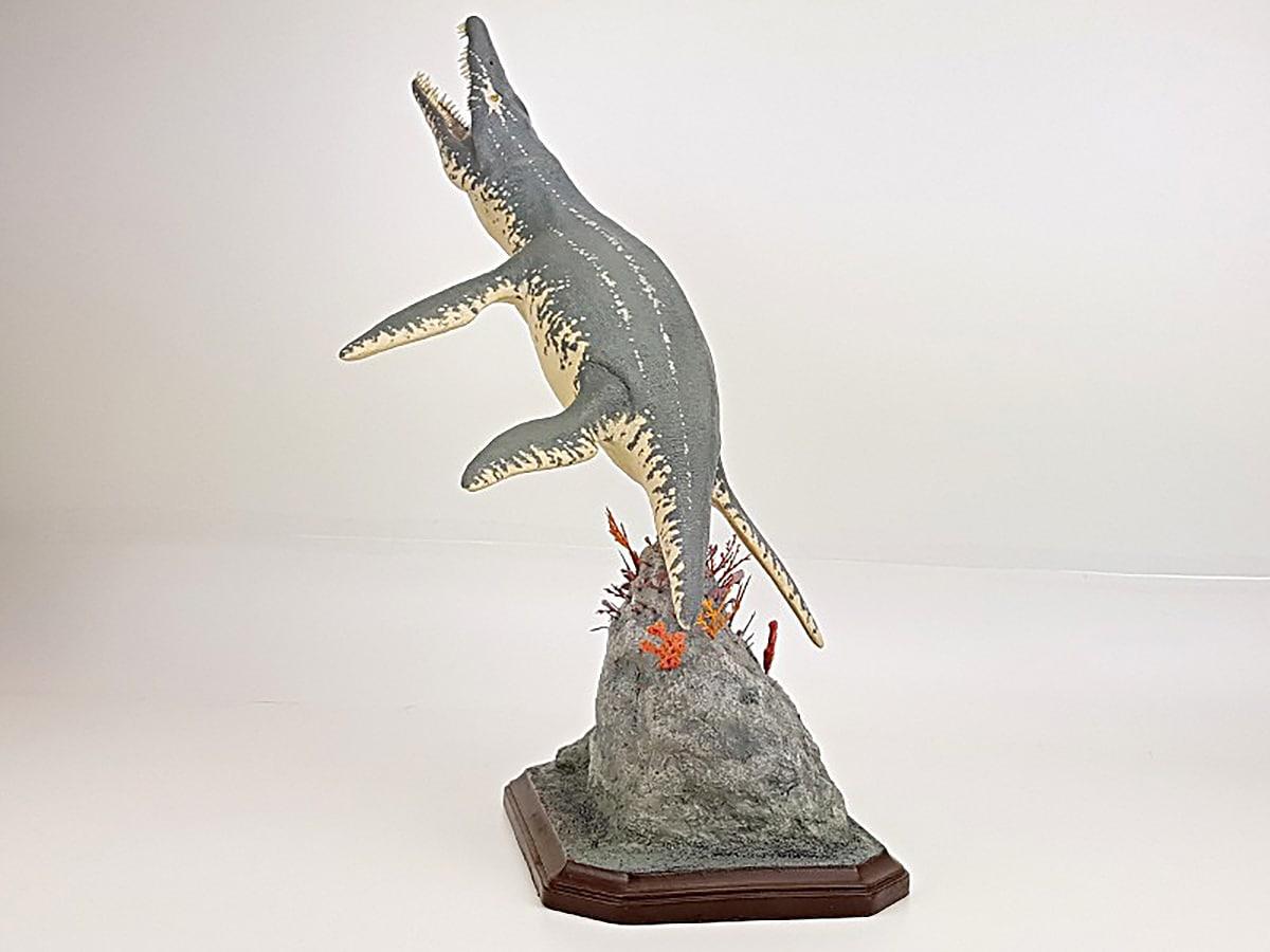 El Liopleurodon era un superdepredador marino del Jurásico