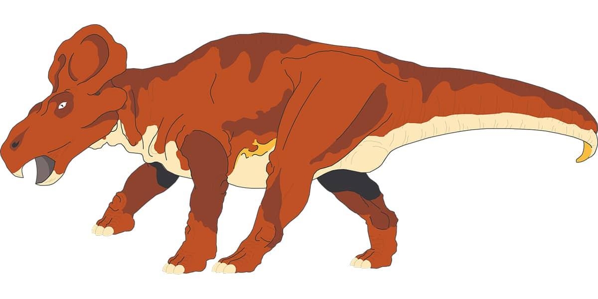 El Protoceratops vivía en manadas