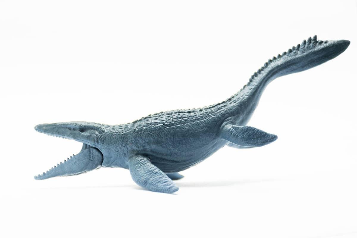 El Mosasaurio es uno de los dinosaurios acuáticos más conocidos
