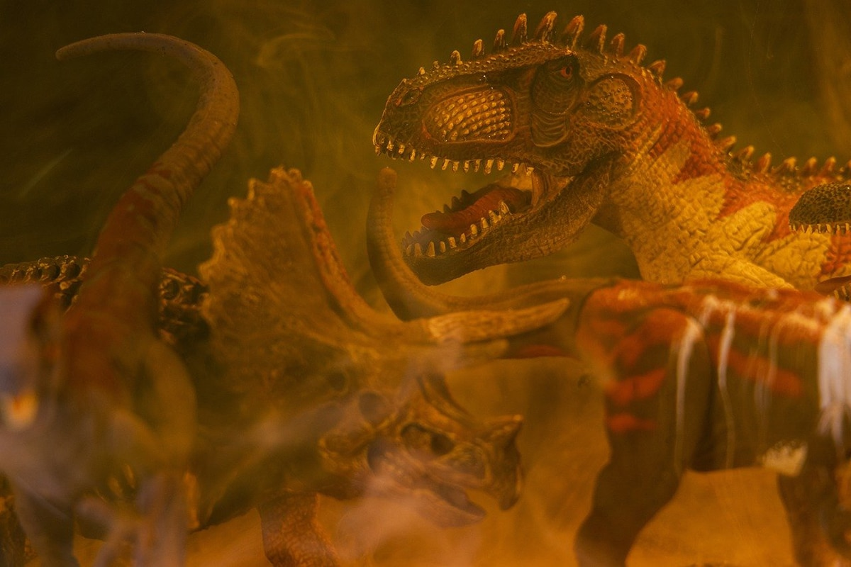 El Mesozoico fue la era de los dinosaurios