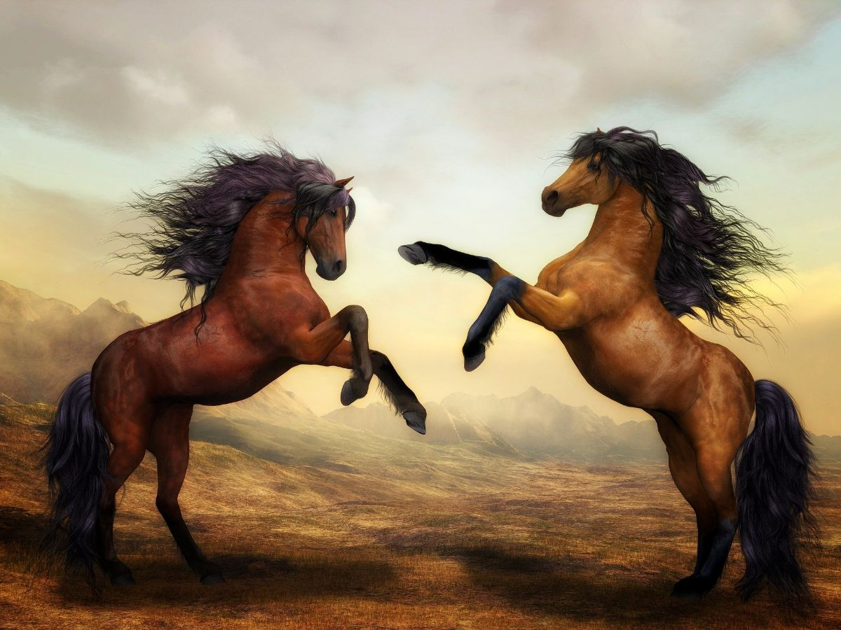 caballos famosos